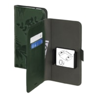 "Hama Smart Move-Jungle Leaves Booklet, size L (4-4,5""), dark green"