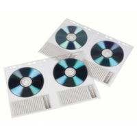 Hama CD-ROM Binder Sleeves, DIN A4