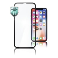 Hama 3D Full Screen Protective Glass for Apple iPhone X, black