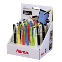 Hama 2in1 Stylus for Tablet PCs and Smartphones, 24 ks v balení (cena uvedená za kus)
