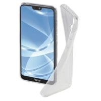 Hama Crystal Clear Cover for Huawei Honor Play, transparent