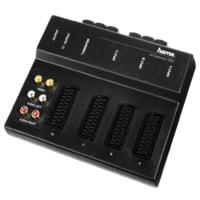Hama audio/Video Switching Console AV 100S
