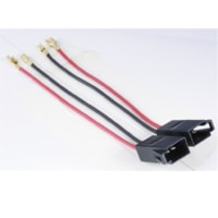 Hama loudspeaker Adapter Cable Set III for Opel, Renault, Seat, VW