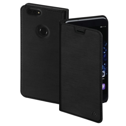 HAMA SLIM BOOKLET FOR HUAWEI NOVA 2, BLACK